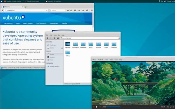Xubuntu 16.04 LTS-infoidevice
