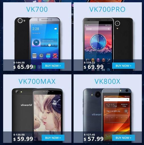 solde smartphone vkworld -infoidevice
