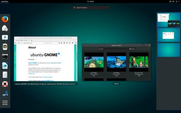 ubuntu gnome 16.04 LTS-infoidevice