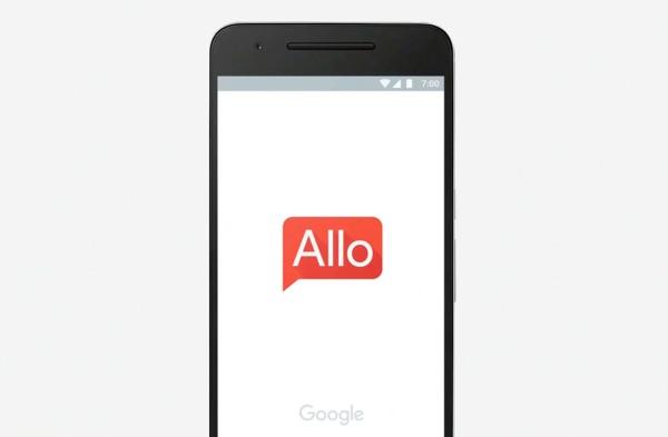 app google allo-infoidevice
