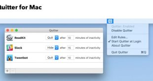 quitter for mac-infoidevice