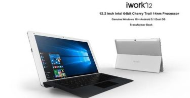 tablette tactile iwork12 dual boot android windows-infoidevice