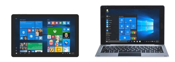 tablettte et pc chuwi hibook-infoidevice