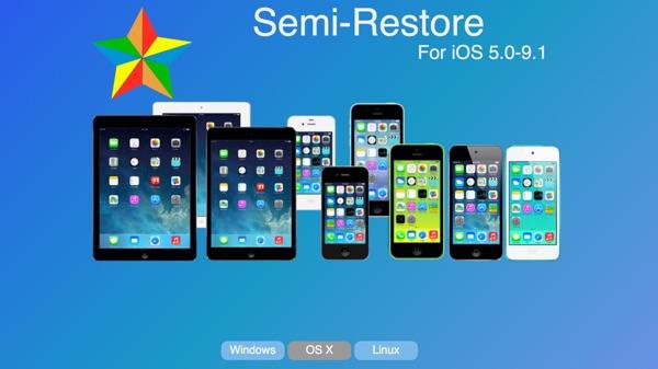 semi-restore ios 9-infoidevice