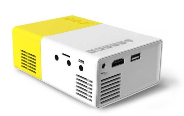 ventilation mini projecteur yg 300-infoidevice