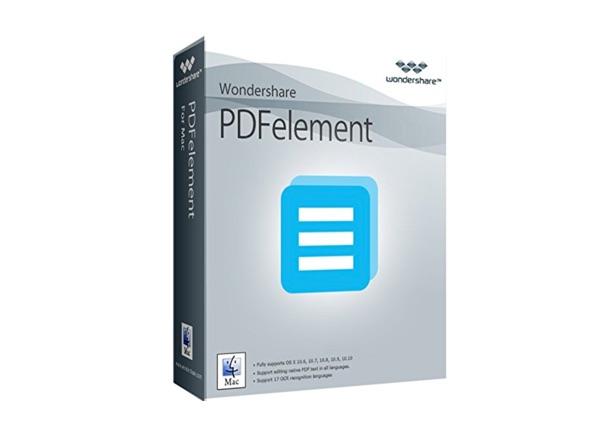 Wondershare PDFelement mac windows ios-infoidevice