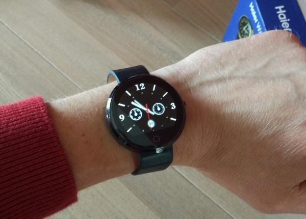 cadran smartwatch haier g6-infoidevice