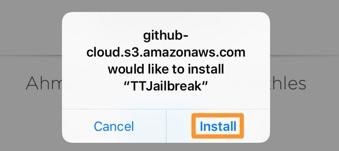 installer ttjailbreak ios 9.3.3-infoidevice