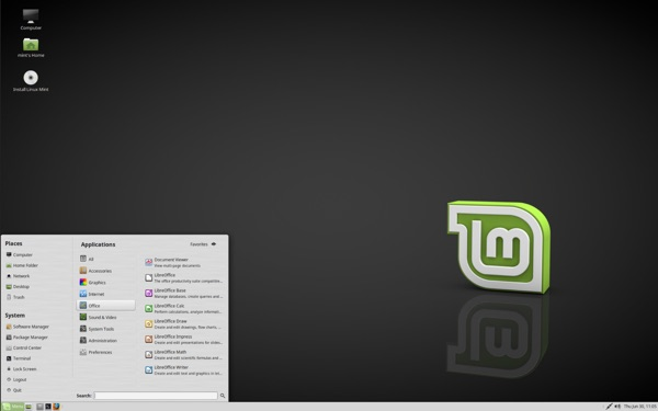 linux mint 18 mate 1.14-infoidevice