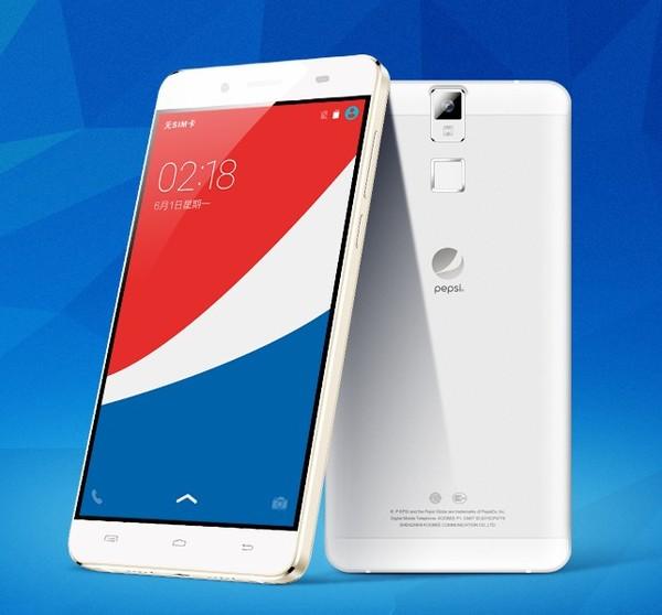 smartphone pepsi p1s-infoidevice