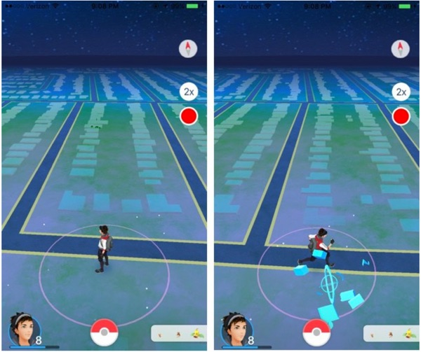 tweak PokemonGoAnywhere pokemon go-infoidevice