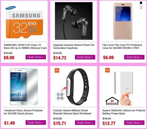vente flash accessoires xiaomi samsung-infoidevice