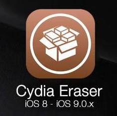 cydia eraser ios 9.x-infoidevice