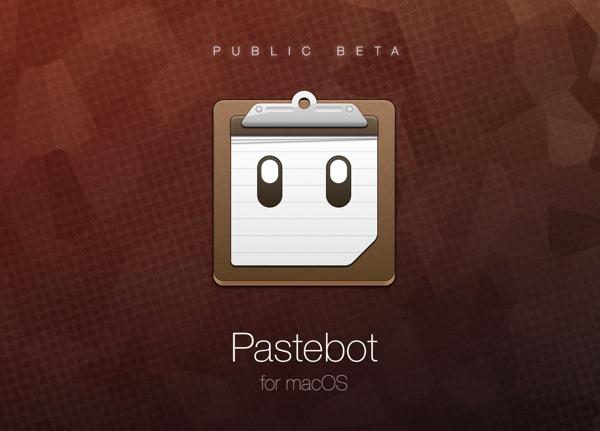 pastebot macos public beta-infoidevice