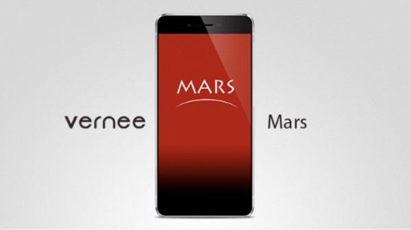 smartphone vernee mars-infoidevice