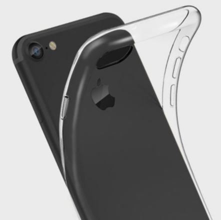 coque iphone 7 plus transparente fine