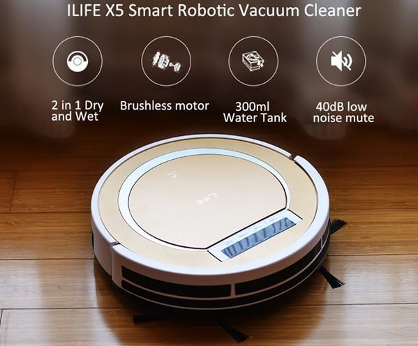 aspirateur autonome ilife x5-infoidevice
