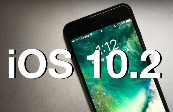 ios 10.2 iphone ipad ipod-infoidevice