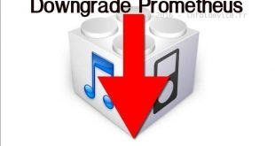 prometheus downgrade iphone et ipad 64 bits-infoidevice