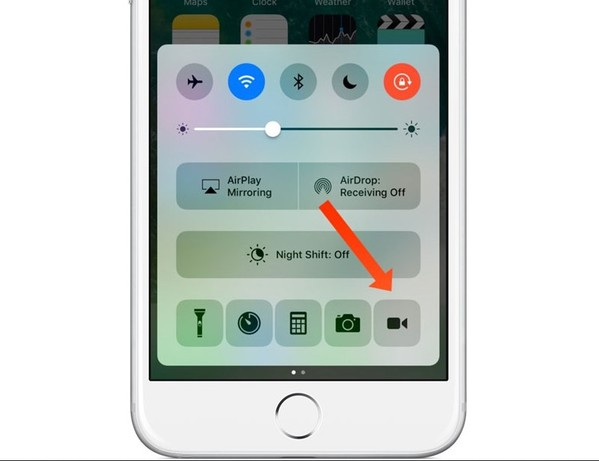 enregistrer ecran iphone ipad avec ccrecord-infoidevice