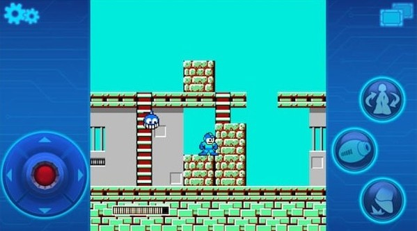mega man sur ios et android-infoidevice