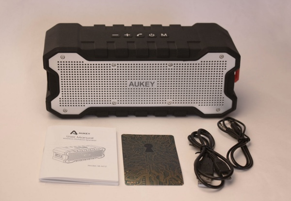 package enceinte bluetooth aukey sk-m12-infoidevice