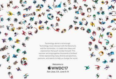 Affiche WWDC 2017 Apple