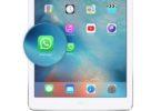 installer whatsapp sur iPad sous iOS 10