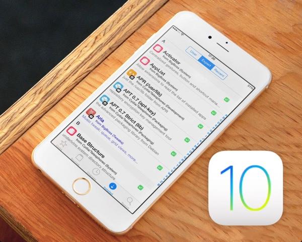 mise a jour cydia 1.1.28 pour ios 10.2-infoidevice