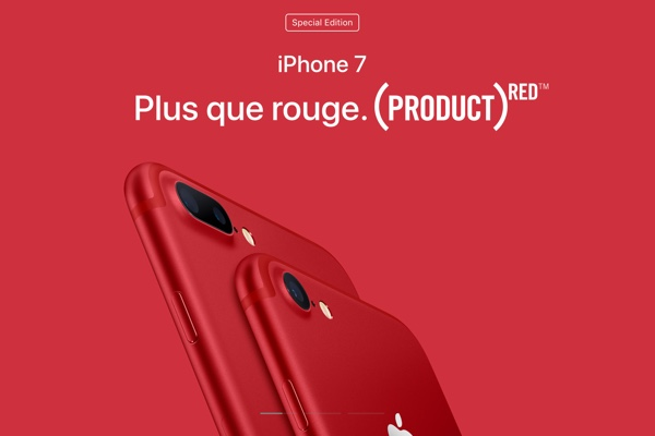 apple edition red product infoidevice
