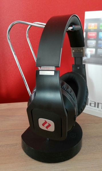 casque avec base noontec hommo tv infoidevice