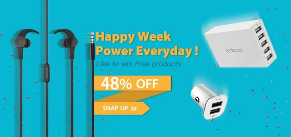 happy week deal dodocool infoidevice