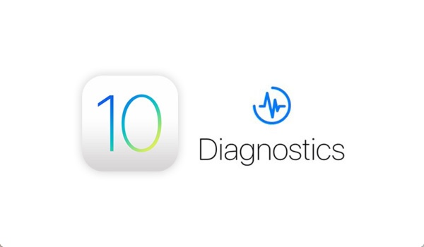 mode test diagnostic iphone ipad ios 10 infoidevice