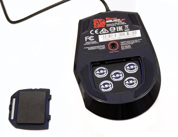 poids souris ttesports black fp infoidevice