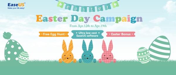 esater eggs easeus software