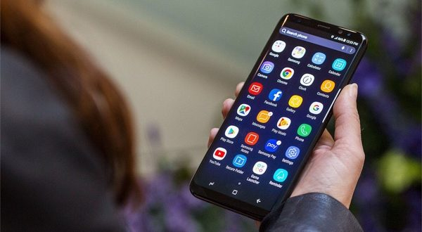 launcher officiel galaxy s8 infoidevice