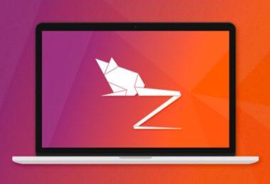mascotte linux ubuntu 17 zesty zapus infoidevice
