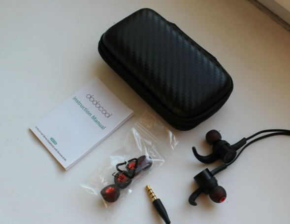 package ecouteurs dodocool hi res audio infoidevice