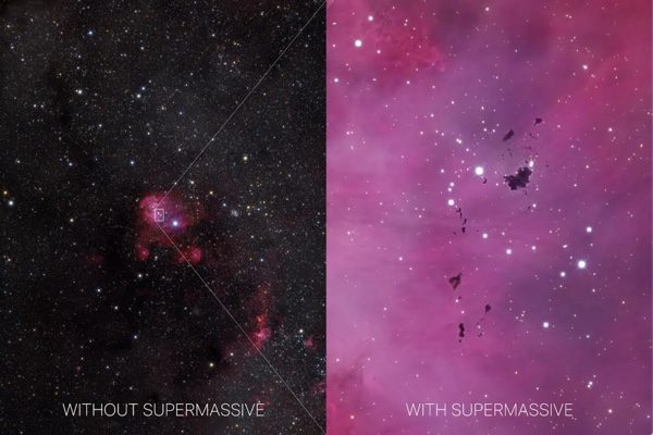 sky guide carte des etoiles supermassive infoidevice