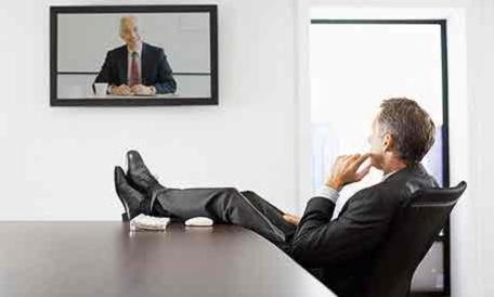 soyez professionnel durant une videoconference