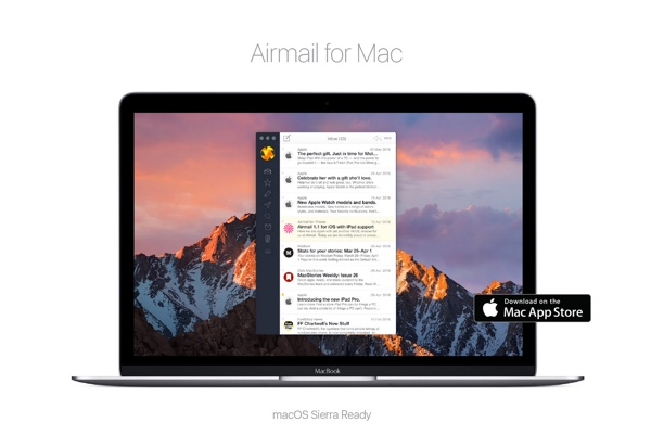 airmail mac integre devonthink et bear infoidevice