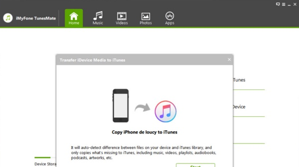 avis logiciel tunesmate imyfone iphone transfer infoidevice