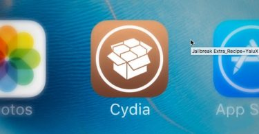 beta 4 jailbreak extra recipe + yalux cydia substrate infoidevice