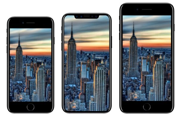 comparaison iphone 8 avec iphone 7 infoidevice