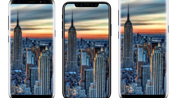 comparaison taille iphone 8 avec galaxy s8 infoidevice