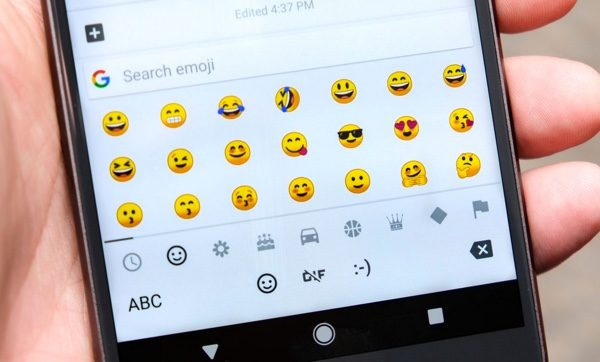 nouveaux emoticons android 8 infoidevice