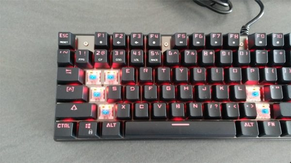 retro eclairage clavier gamer aukey km-g3 infoidevice