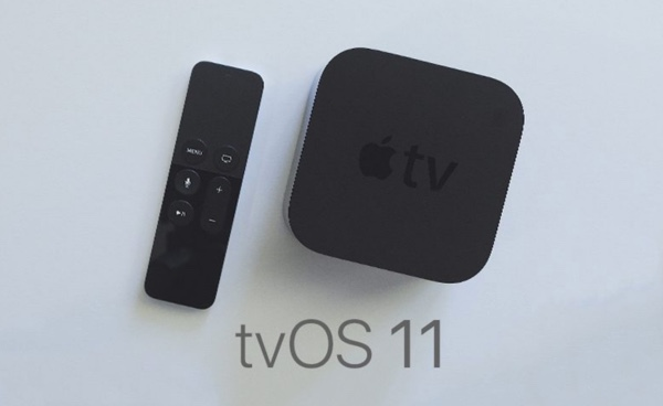 apple tv tvos 11 infoidevice