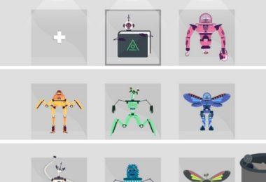 jeu the robot factory gratuit infoidevice