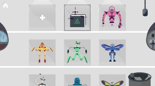 jeu the robot factory gratuit infoidevice